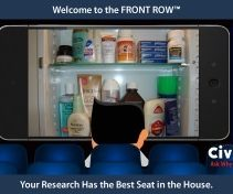 Civicom's Front Row™ – Market Researchers Have the Best Seat in the House