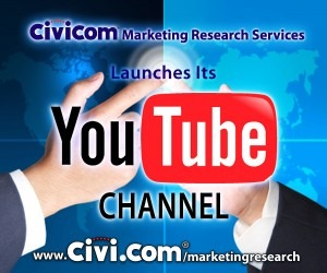 Civicom Marketing Research Services Launches Its YouTube Channel