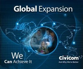 Civicom® Establishes Foothold in The Netherlands to Further Support European Client Demand