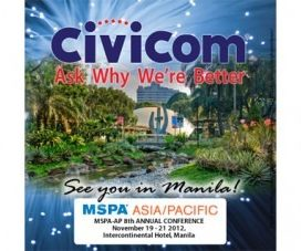 Civicom's ShopTalk™ Makes Its Debut at the Mystery Shopping Providers Association – Asia Pacific in Manila