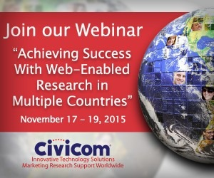 Global Communications Solutions: Executing International Projects with Marketing Research Service Provider Civicom®