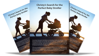 Christy's Search for the Perfect Baby Stroller