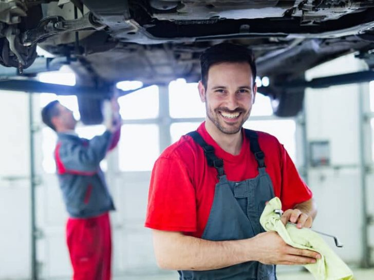 Study on recruiting for qualified leads in the automotive industry