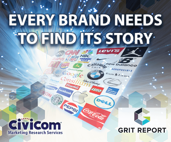 Grit Report Every Brand Needs To Find Its Story