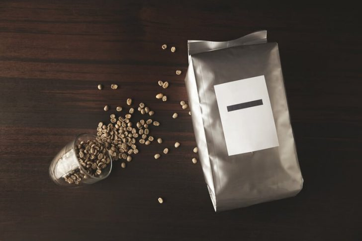 Case study on coffee bean packaging