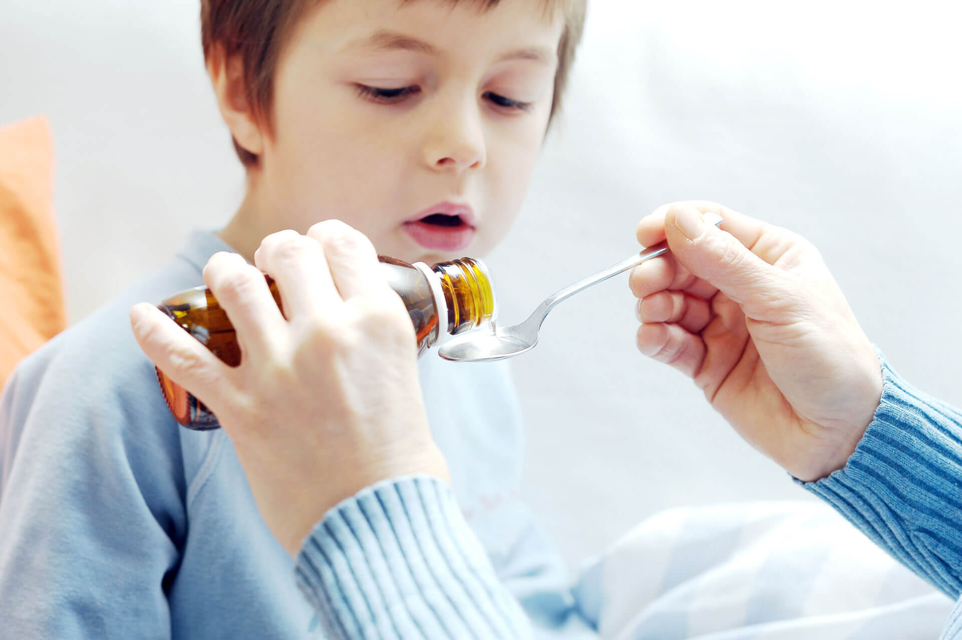 Case Study to curing children's aversion to medicine