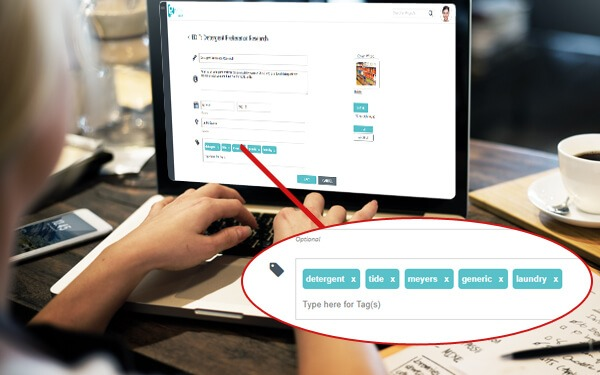 Online Software to keep media files categorized