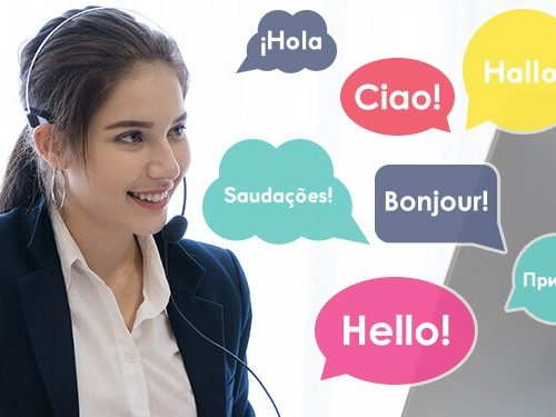 Translate any focus group transcription into multiple languages