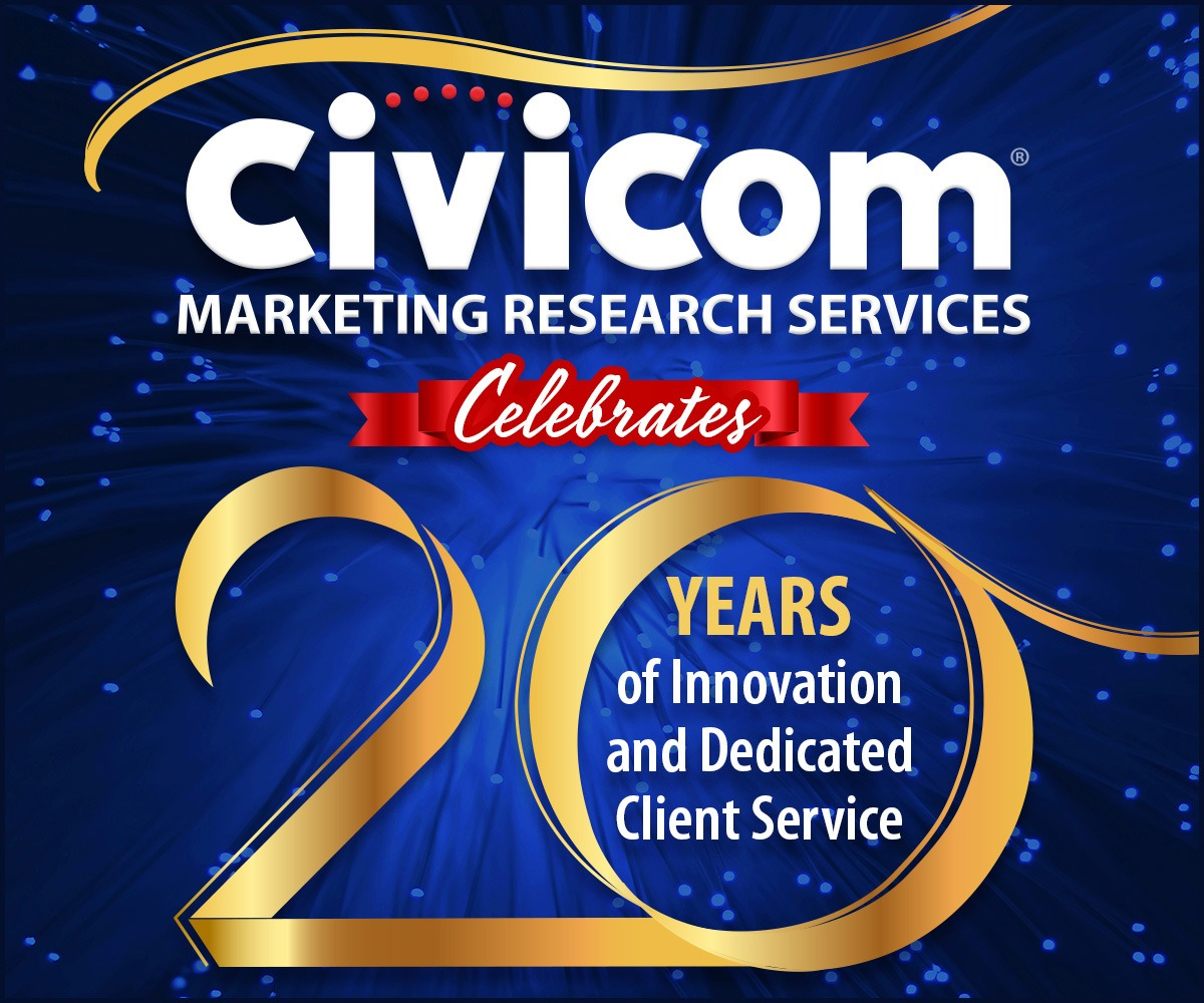 Civicom Marketing Research Services 20 Years of Innovation