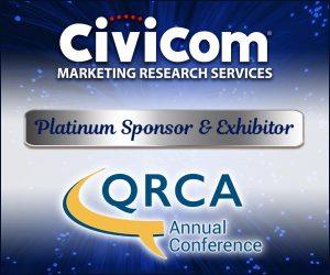 Civicom MRS Platinum Sponsor & Exhibitor 2021